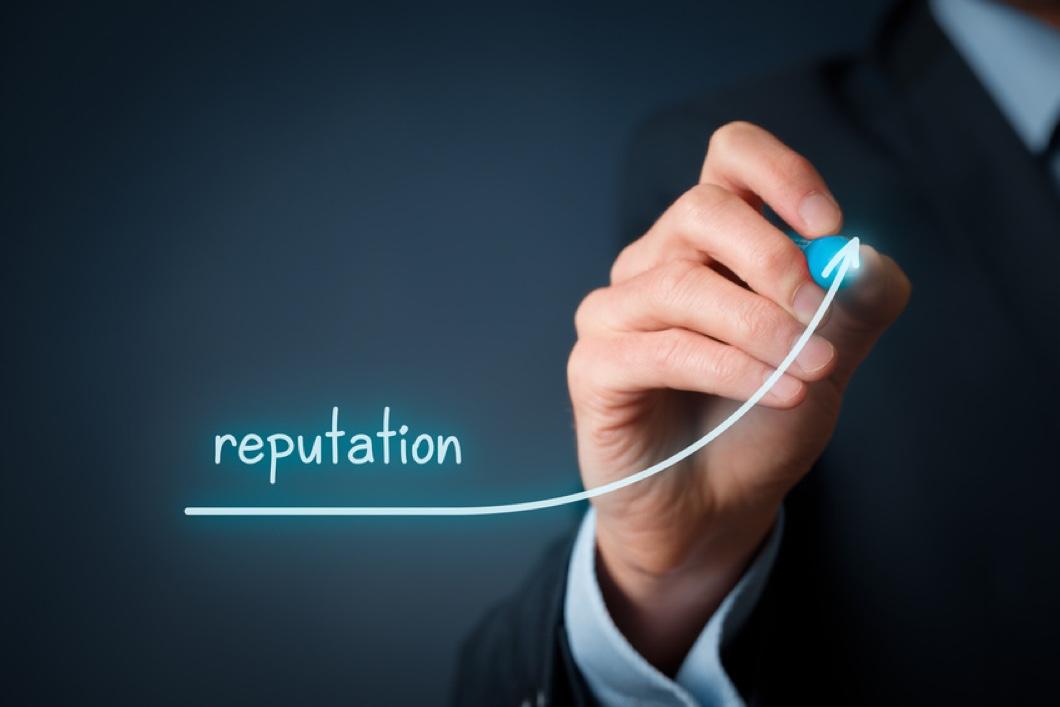 Reputationsmanagement gehört zum Unternehmen dazu.